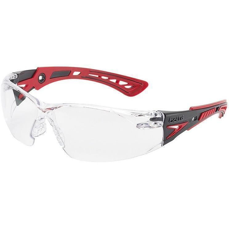 BOLLE Rush+ safety glasses, anti-fog.