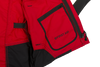SIP Protection W-AIR Working Jacket Red/Hi-Vis Yellow/Black