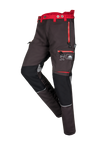 SIP Protection Innovation Chainsaw Pants Grey/Red
