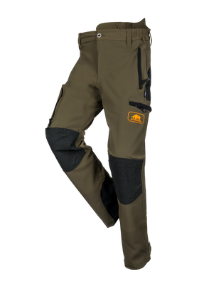 SIP Protection Progress Climbing Pants Khaki Green/Black
