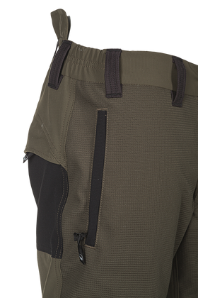 SIP Protection Tracker Ripstop Pants Khaki Green/Black