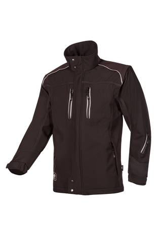 SIP Protection Fuyu Softshell Jacket Black