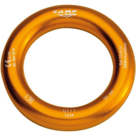 Camp Access Ring - 45 Mm - Orange