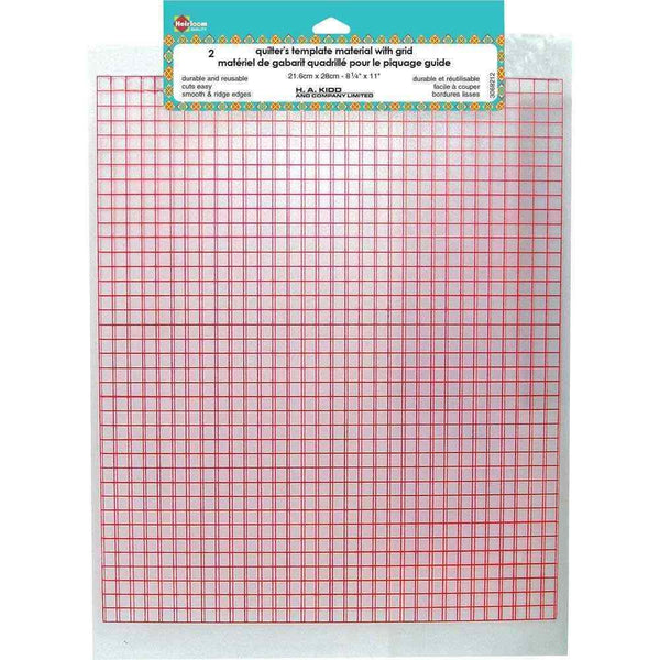 Plastic Grid Sheets