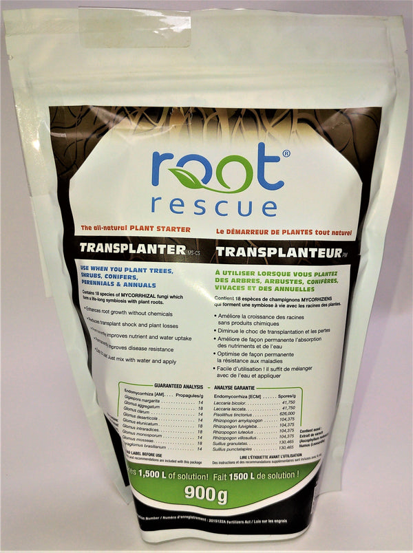 Root Rescue Transplanter