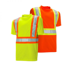 Wasip Short Sleeve Traffic T-Shirt