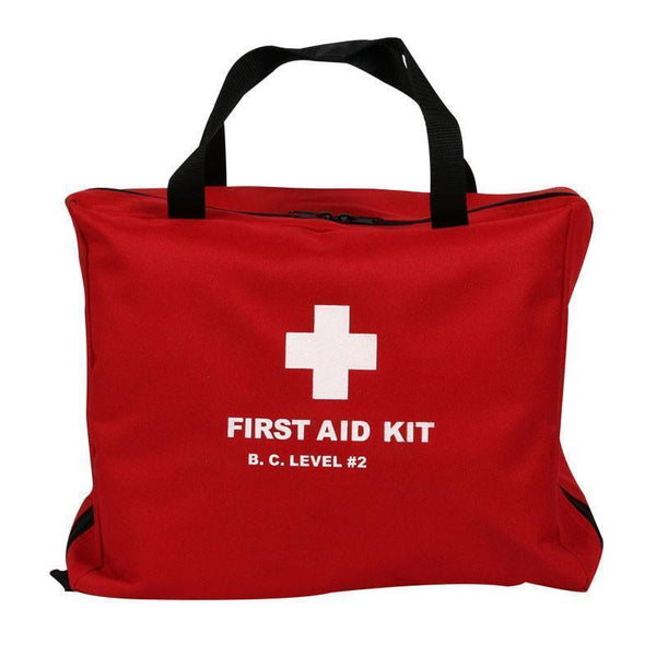 BC Level 2 First Aid Kit in Nylon Bag