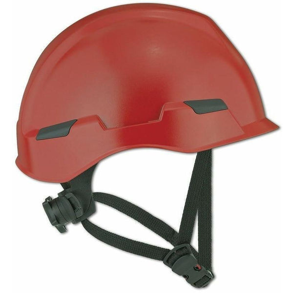 Red Dynamic Safety Helmet