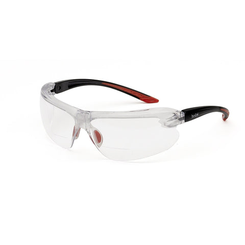 BOLLE Iri-S safety glasses anti-fog.