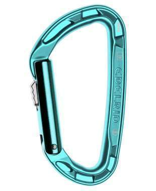 Pure Slider Carabiner with Locking Slide Gate
