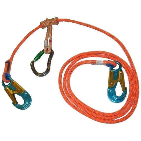 At Height 2 in 1 Arborist Lanyard