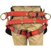 Jelco Rigger Saddle with Independent Leg Straps
