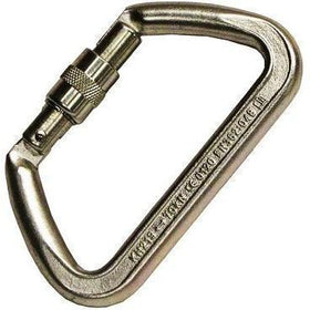 Portable Winch Steel Carabiners