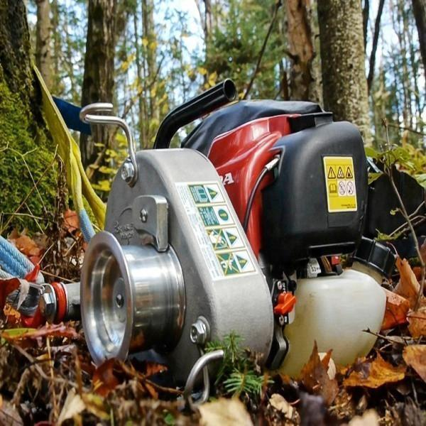 The PCW3000 Portable Winch