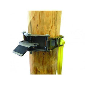 Winch Anchor System for Trees and Poles