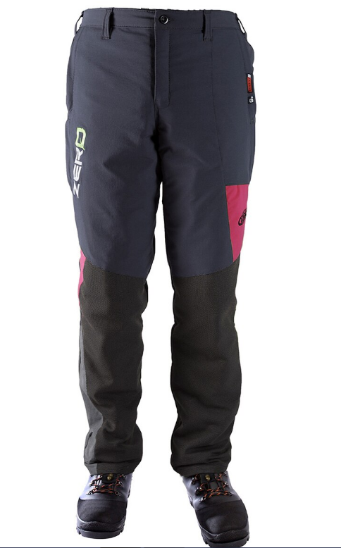 Limited Edition Pink Clogger Zero Chainsaw Pants