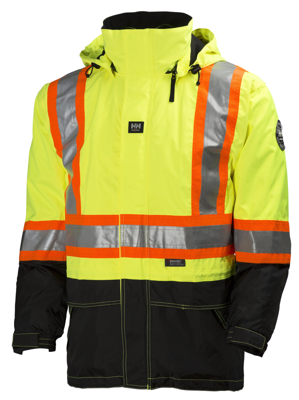 "Helly Hansen Potsdam 3-in-1 Jacket with 4"" Striping"