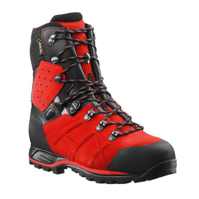 Haix Protector Ultra Forestry Boot Signal Red