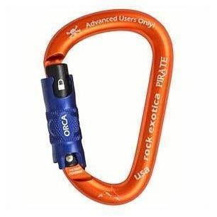 Rock Exotica Pirate ORCA-Lock Carabiner
