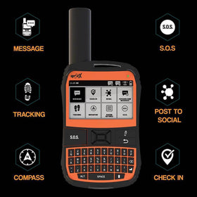 SPOT X  2 Way Satellite Messenger