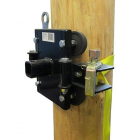 Tree/Pole Mount With Anchor Strap for Portable Winch