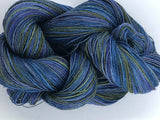 Linen -  14/2 Contemplation Hand Dyed