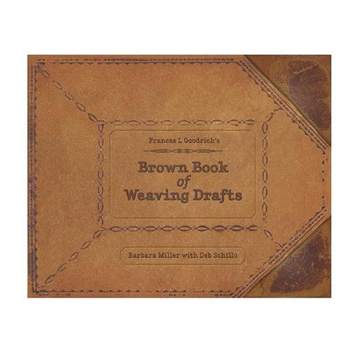Brown Book of Weaving Drafts