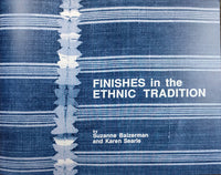 Finishes in the Ethnic Tradition