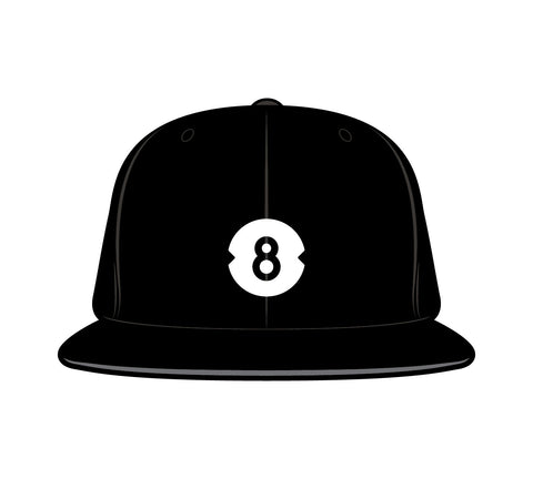 8 BALL (Flexfit Cap)