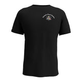 AARON'S POOL PARLOR (Men's Tee) - Black