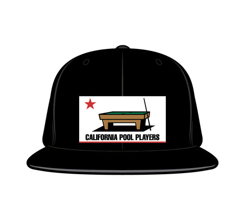 CALIFORNIA POOL PLAYERS FLEXFIT CAP