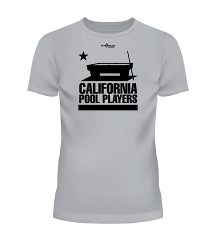 CALIFORNIA POOL PLAYERS - Grey