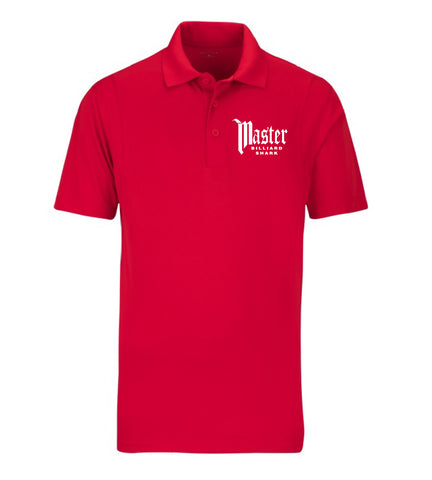 MASTER BILLIARD SHARK (Men's Polo)