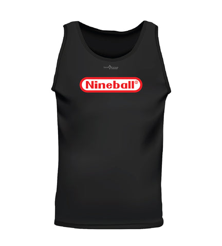 Nineball (Men's Tank) - Black