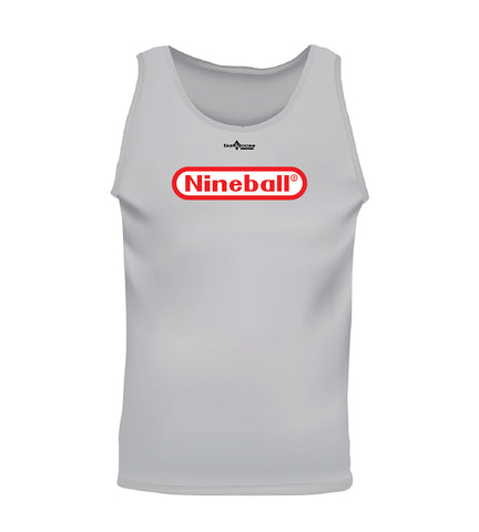 NINEBALL (Men's Tank) - Gray