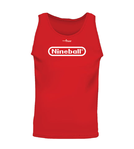 NINEBALL (Men's Tank) - Red
