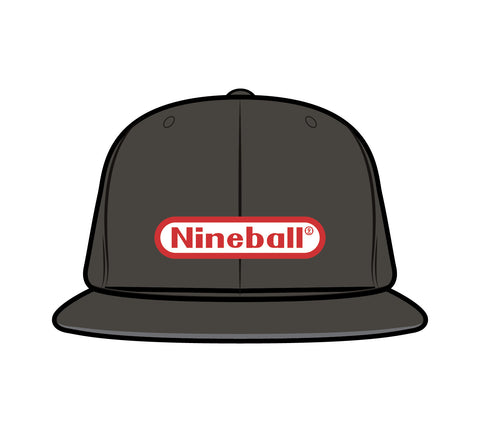 NINEBALL FLEXFIT CAP (GRAY)