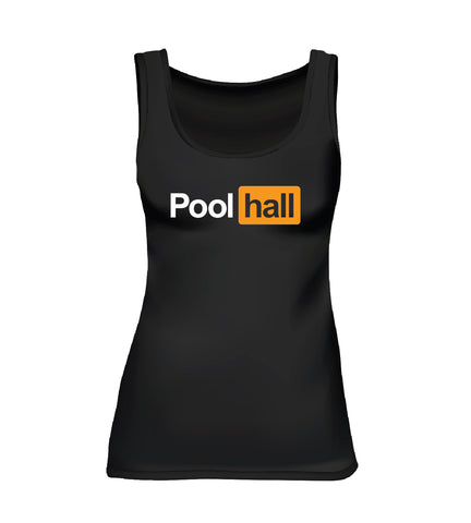 POOL HALL (Women's Tank)