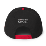 PLAYING THE GHOST (Snapback Cap)