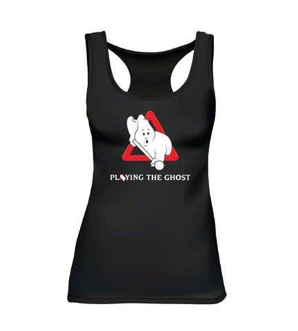 PLAYING THE GHOST (Women's Tank)