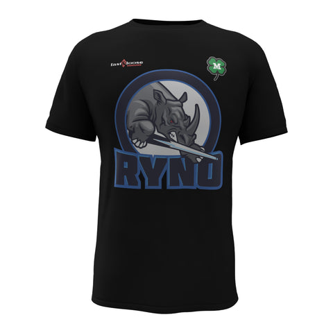 RYNO (Men's Tee) - Black