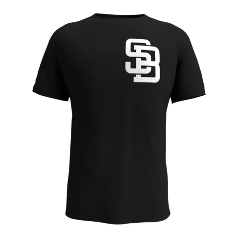 South Bay 8 Ball (Men's Tee 2) - Black