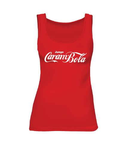 CARAMBOLA (Women's Tank) - Red