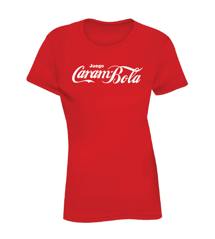 CARAMBOLA (Women's Tee) - Red