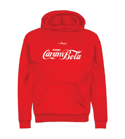 CARAMBOLA (Hoodie) - Red