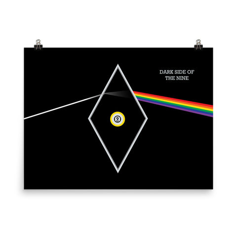 DARK SIDE OF THE NINE POSTER