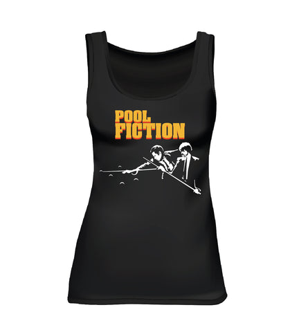 POOL FICTION 2 (Women's Tank)