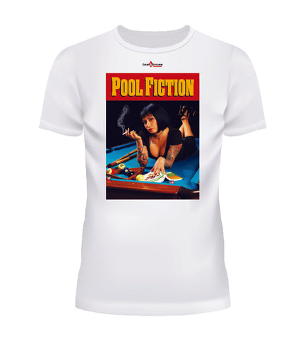 POOL FICTION - White