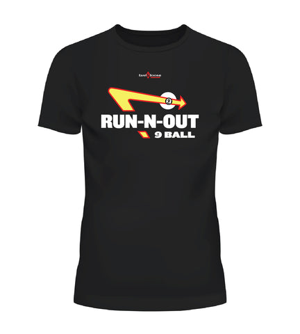 RUN-N-OUT 9 BALL - Black