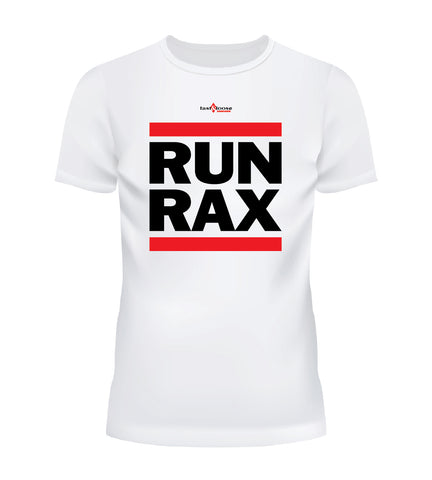 RUN RAX - White